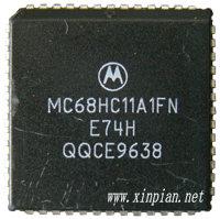 MC68HC11A1FN解密