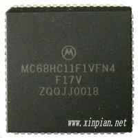 MC68HC11F1VFN4解密