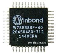 W78E58BF解密