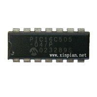 PIC16C505解密