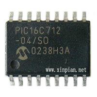 PIC16C712解密