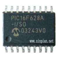 PIC16F628A解密