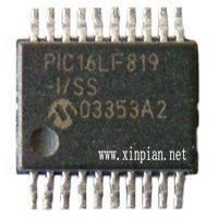 PIC16LF819解密